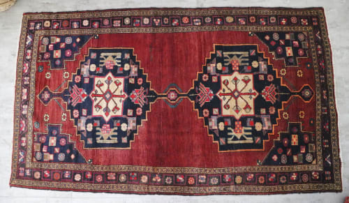 Rugs by Blue Salvage seen at Private Residence, Tampa - Sydney Rug