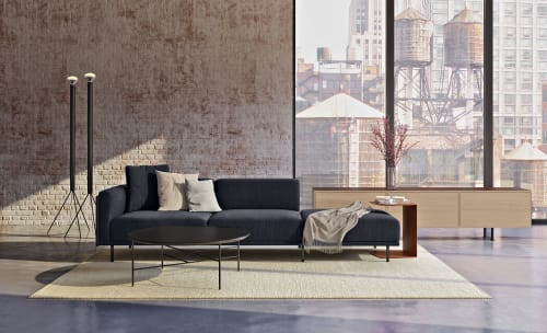 Couches & Sofas by Civil seen at Private Residence, New York - Noord Lifestyle edition sofa