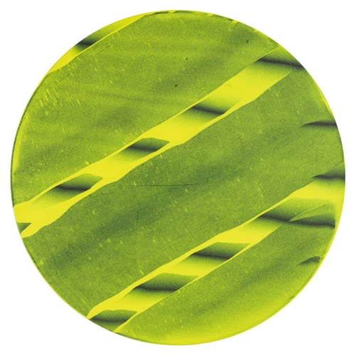 Paintings by Patricia Koysova seen at Creator's Studio, Bratislava - Pictura Vitalis in Lemon Yellow #5