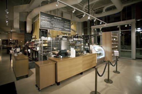 Interior Design by Fix Studio seen at Lovejoy Bakers, Portland - Interior Design