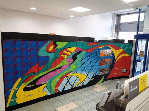 Loodz - Street Murals and Public Art