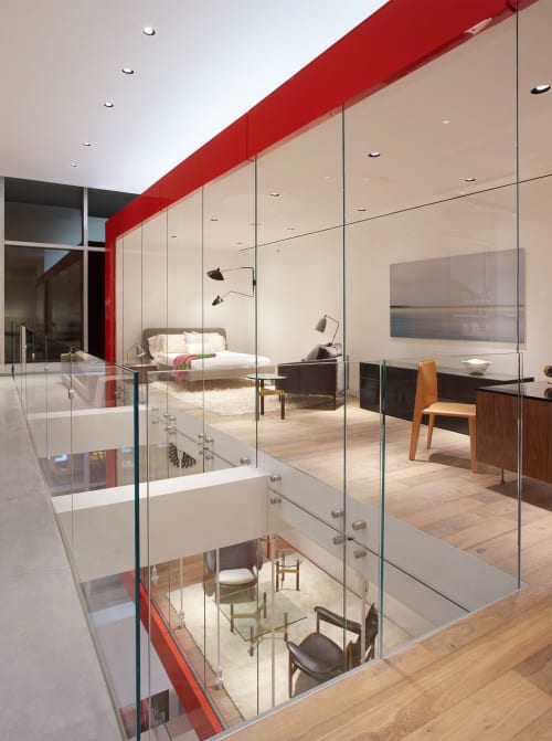 Architecture by Buro Koray Duman seen at Design Within Reach, New York - Design within Reach Flagship Store