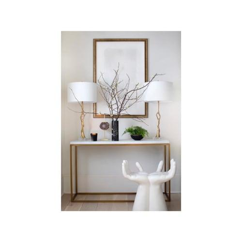 Interior Design by Amtower Interior + Design seen at Private Residence, Atlanta - Living Room