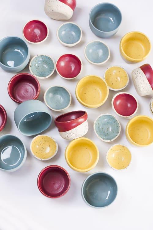 Tableware by MADRIGUERA WORKSHOP seen at Piaţa 9, Oradea - Bowls, tableware ceramic solutions