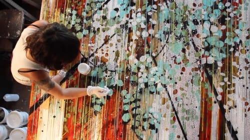 Nina Tichava - Paintings and Art