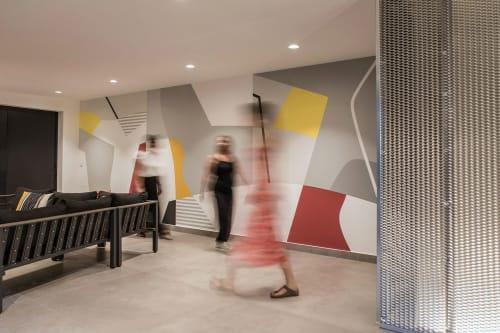 Interior Design by Gummy Gue seen at Via Roberto Rimini, Aci Castello - Living