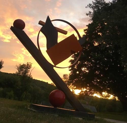 David Skora - Public Sculptures and Public Art