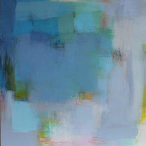 Paintings by Valerie McMullen seen at Allison Sprock Fine Art, Charlotte - Dream Weaver