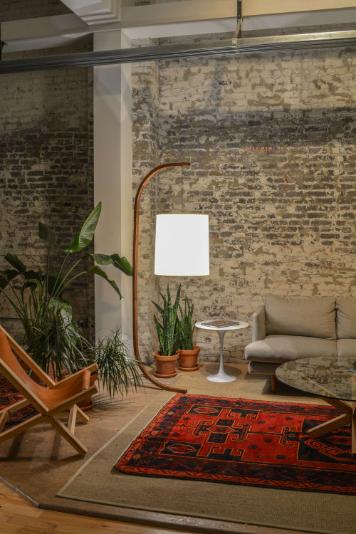 Lamps by OVUUD at Private Residence, Philadelphia - PION - Floor Lamp