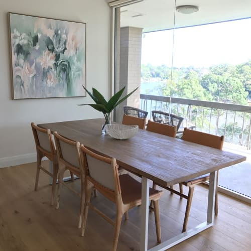 Paintings by Ruchi Rai seen at Private Residence, Sydney - Jungle Safari