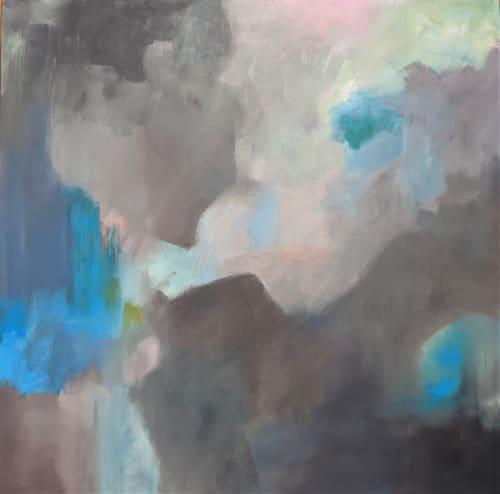 Sea of Heartbreak | Paintings by Jillian Goldberg