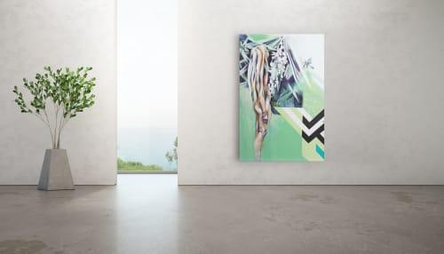 Hannah Adamaszek - Paintings and Art
