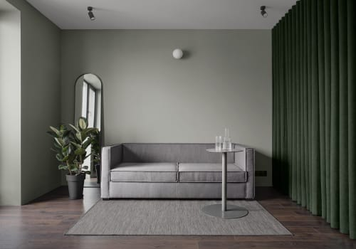 Interior Design by Paliychuk Olga Design seen at Private Residence, Kyiv - Minimalistic & ascetic