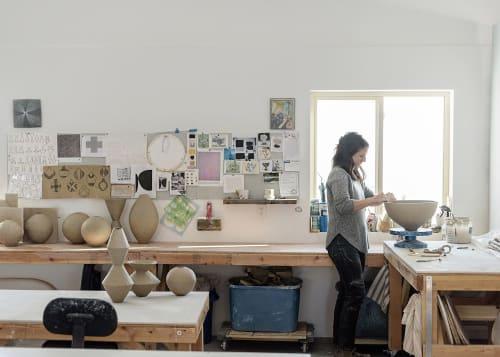 Giselle Hicks Ceramics - Vases & Vessels and Floral & Garden