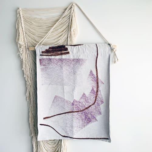 Wall Hangings by K'era Morgan - Rim of the World