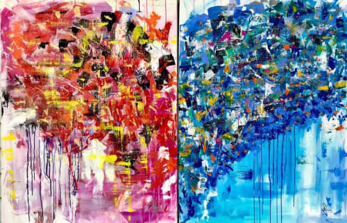 Ravi Raman - RTunes68 - Murals and Paintings