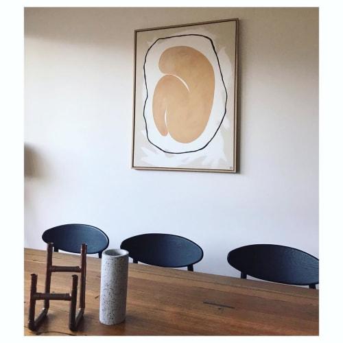 Paintings by Kara Mandel seen at Private Residence, Melbourne - Painting