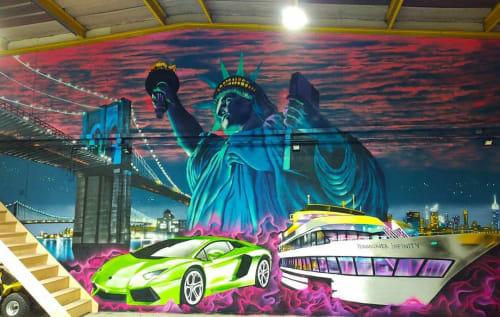 As One - Graffiti - Street Murals and Public Art