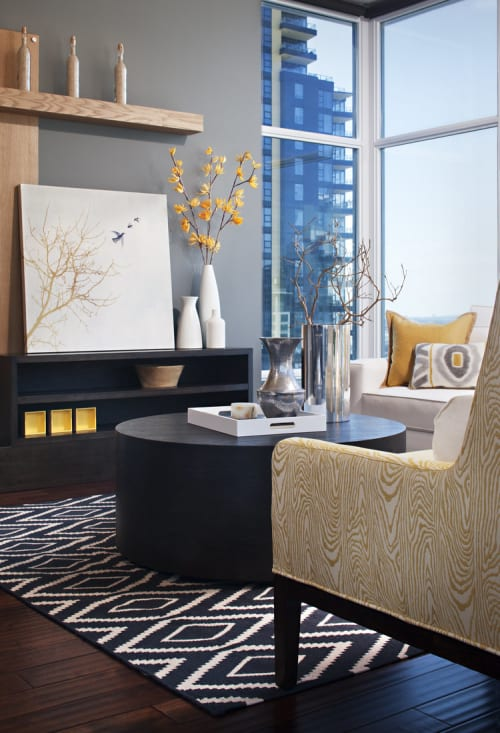 Tables by Christopher Original at Private Residence, San Diego - Coffee Table