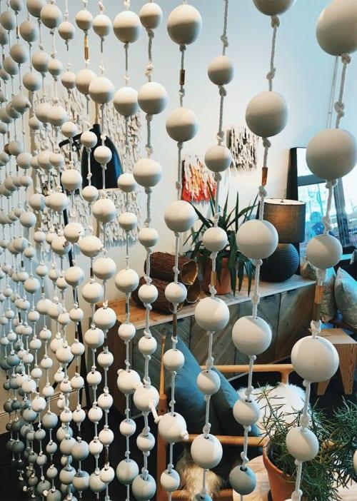 Screen - Charcoal   Wall Hangings by Kristina Kotlier   SOBU in Oakland