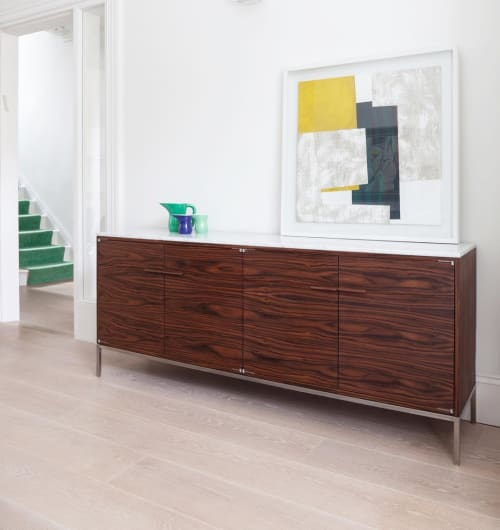 Furniture by Gavin Coyle Studio seen at Private Residence, London - Credenza