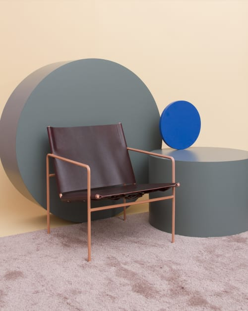 Chairs by Eric Trine at LUA + SOL, Culver City - Rod+Sling Chairs