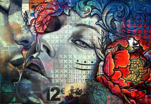 Kathrina Rupit - Kinmx - Murals and Street Murals