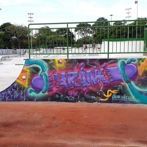 Frank Paris - Street Murals and Public Art
