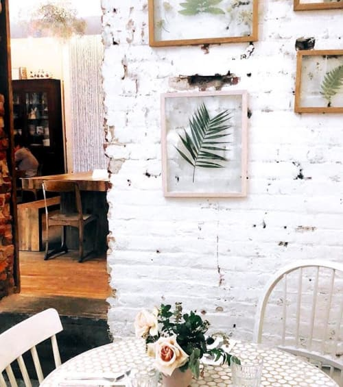 Art & Wall Decor by Framed Florals seen at marché maman, New York - Framed Florals