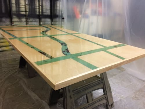 Jon Richey Woodworking - Tables and Furniture