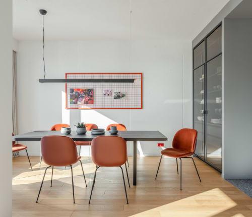 Interior Design by Bogdanova Bureau seen at Private Residence, Kyiv - True Home