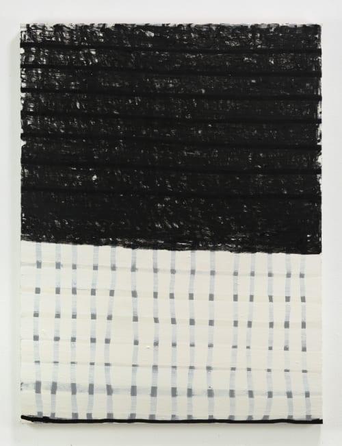 Black Weave 2019 | Paintings by Terri Brooks