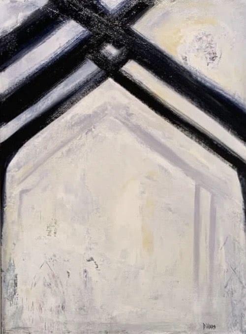 Paintings by Kelly Dillard Art seen at Longview, Longview - Trinity