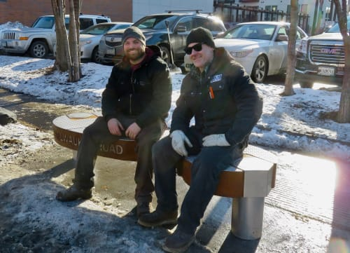 Public Sculptures by Kyle Fokken - Artist LLC seen at Minneapolis, MN, Minneapolis - Wrench Bench