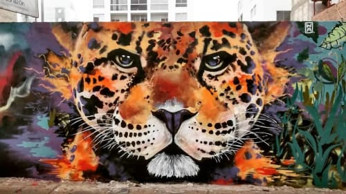 WA - Franco Domenak - Murals and Street Murals