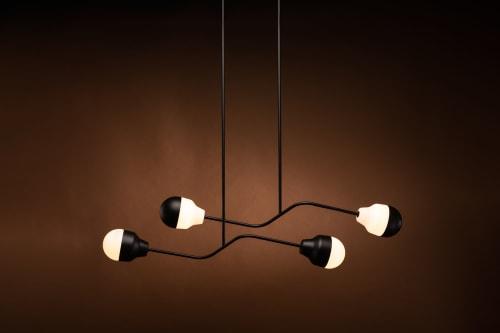 Lighting Design by Saarepera & Mae seen at Creator's Studio, Tallinn - Ambiguo type-05