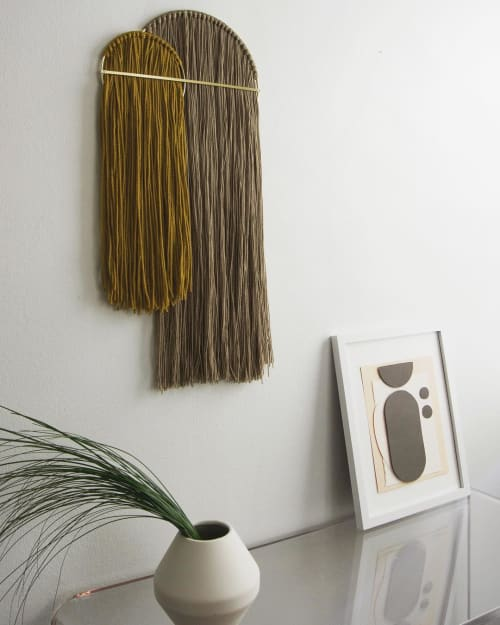 Wall Hangings by Attalie Dexter Home + Accessories at Private Residence, Los Angeles - Reflections