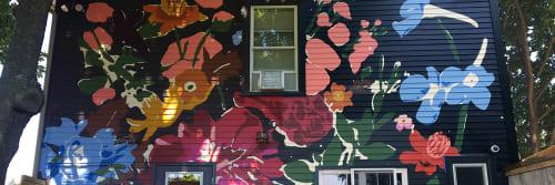 Tessa G. O'Brien - Street Murals and Murals