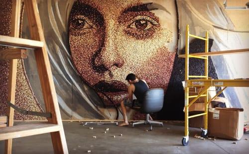 Scott James Gundersen - Murals and Public Mosaics