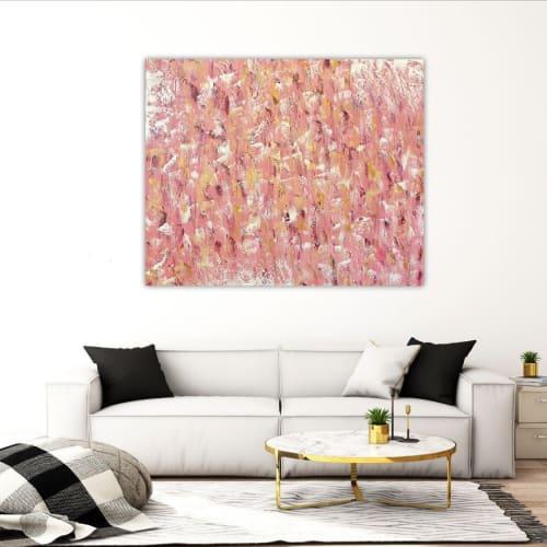 Paintings by Paintingsbymela seen at Private Residence - Enskededalen, Stockholm, Stockholm - Dreaming