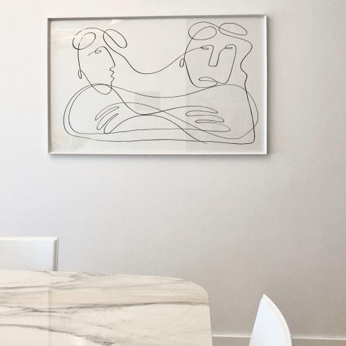 Marta Ruiz - Paintings and Art