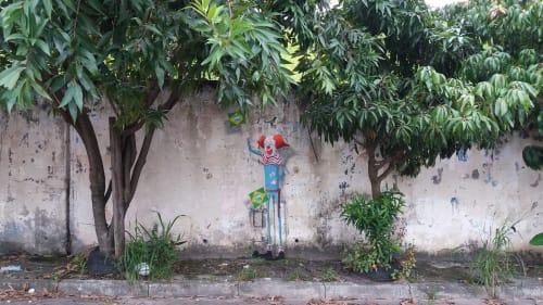 Sergio Free - Art and Street Murals
