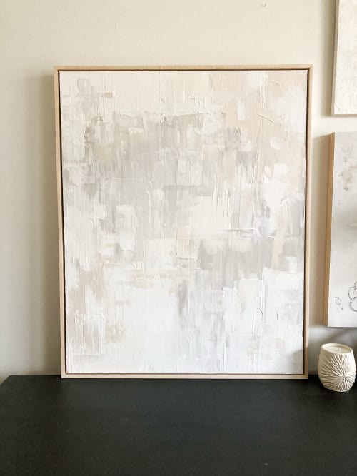 Paintings by Emily Anne Art Studio seen at Private Residence, Roswell - This Season Collaboration