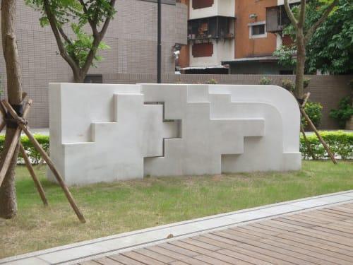 Sylvie Rivillon - Public Sculptures and Public Art