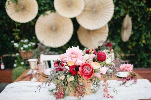 Rachael Ann Lunghi of Siren Floral Co - Floral Arrangements and Planters & Garden