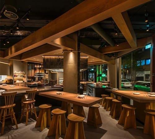 Interior Design by Studio Mai seen at INKO NITO - Downtown, Los Angeles - Interior Design