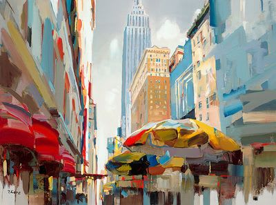 "Art & Wall Decor by YJ Contemporary seen at East Greenwich, East Greenwich - Josef Kote ""Everlasting Light"""