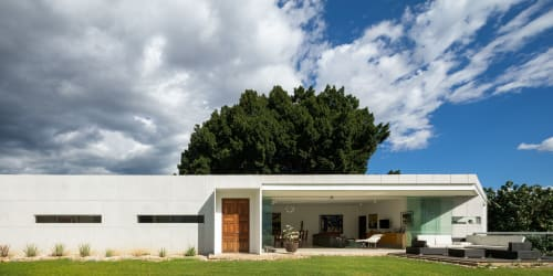 Architecture by FGP Atelier seen at Private Residence, Oaxaca - Casa M5
