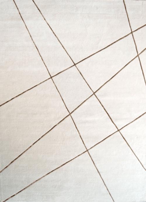 "Rugs by KAYMANTA seen at Creator's Studio, Madrid - Handmade Area Rug, Monoceros Design 9'10"" x 13'1"""