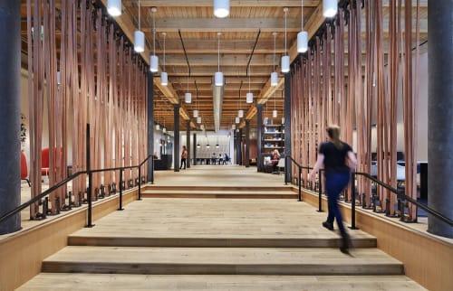 Interior Design by STUDIO BV seen at Kickernick Building, Minneapolis - Kickernick Building